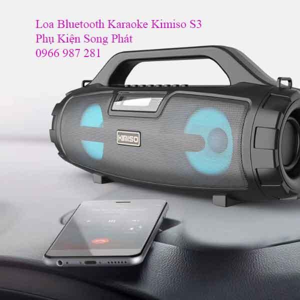 Loa Bluetooth KM S3