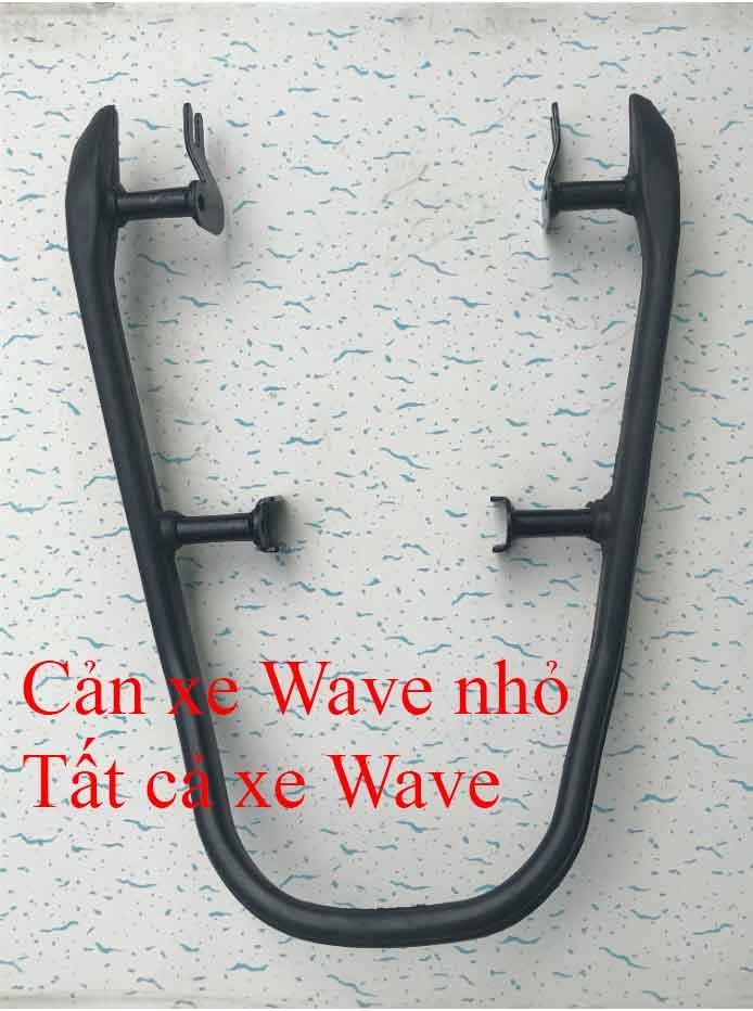 Cảng sau Wave nhỏ
