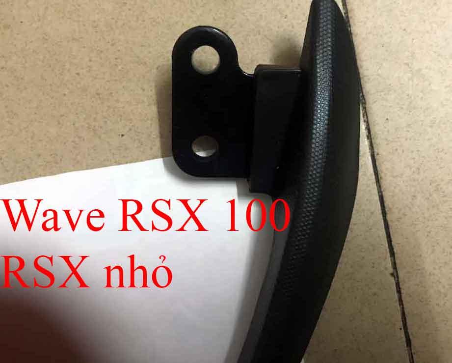 Cản sau yên RSX 100