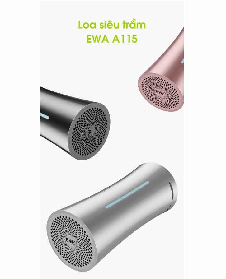 Loa Siêu trầm EWA A115