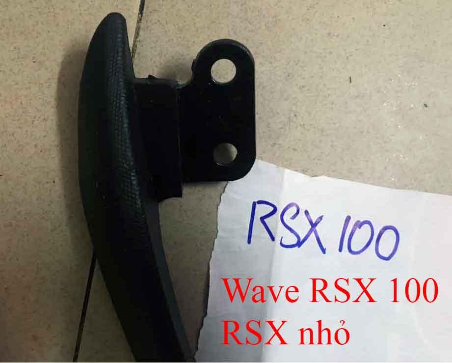 Quai yên sau RSX 100