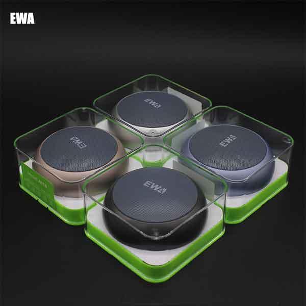 Vỏ hộp loa EWA A110 thiết kế trang trọng
