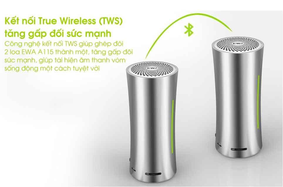 Kết nối True Wireless