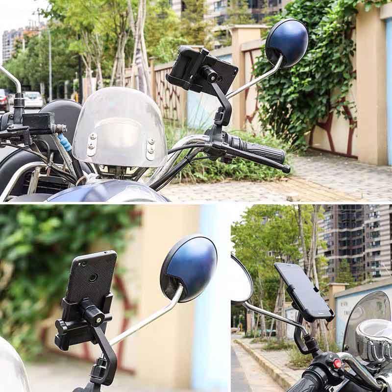Giá đỡ điện thoại cho moto