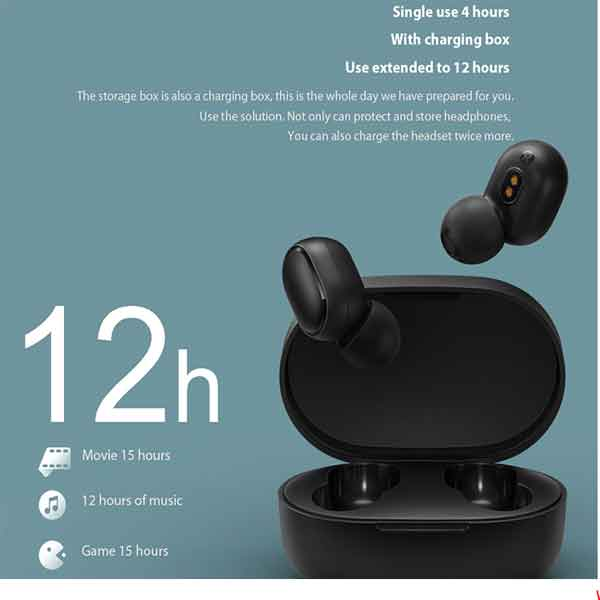 Tai nghe bluetooth AirDot Q6 TWS