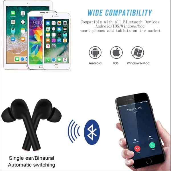 Tai nghe Bluetooth J3 Pro TWS