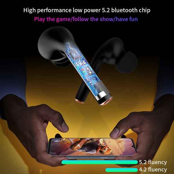 tai nghe bluetooth chơi game J3 Pro TWS