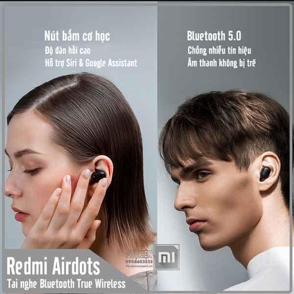 Tai nghe-AirDots Q6 TWS