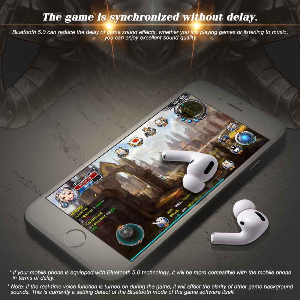 Tai nghe Bluetooth chơi game Airpods Pro A3