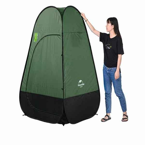 Lều cắm trại vệ sinh di động