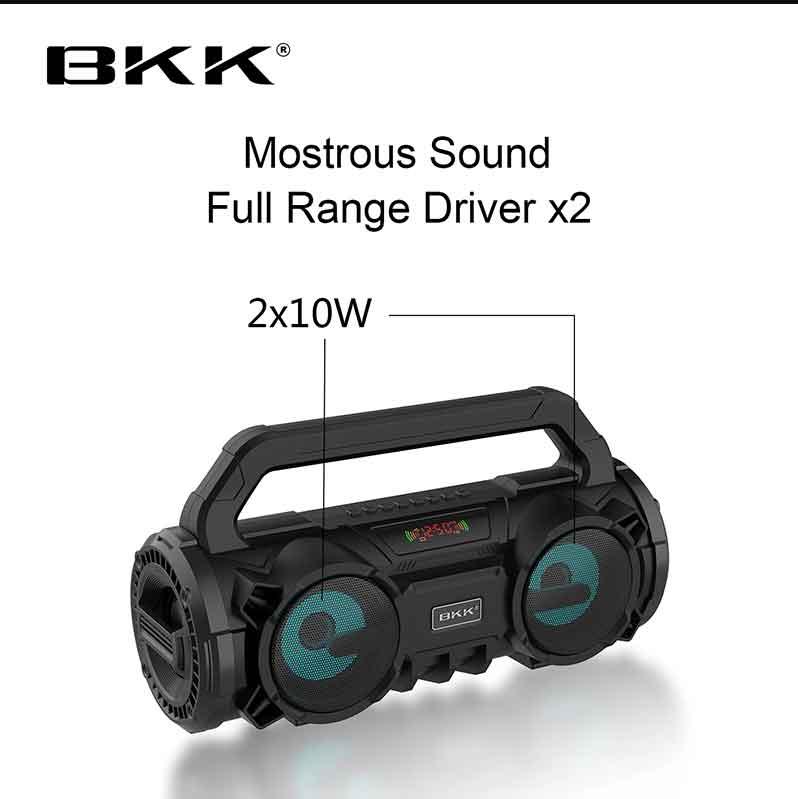 Loa Bluetooth BKK B98