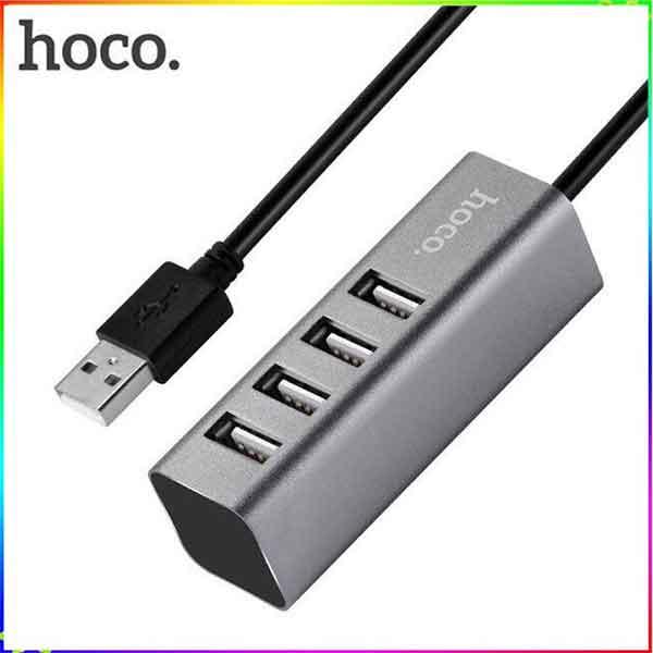 Bộ chia 4 USB Hoco HB1