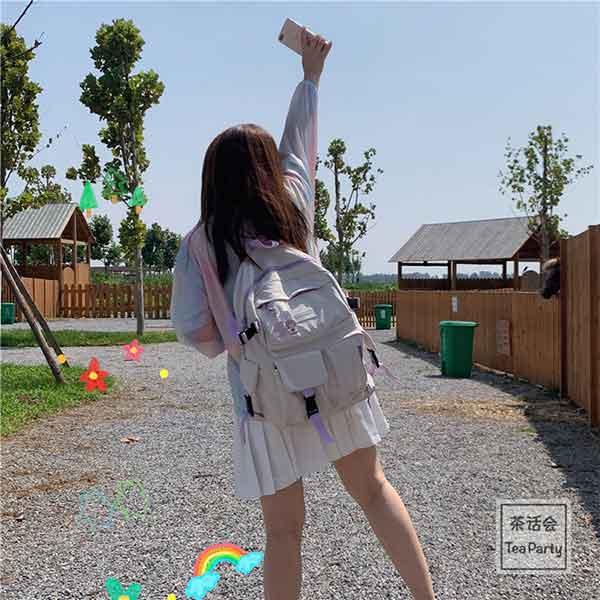 Balo Nữ Hàn Quốc Mars Society