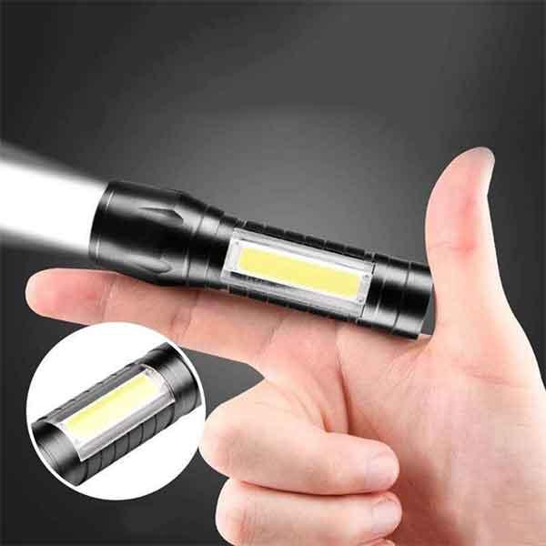 đèn pin loại nhỏ
