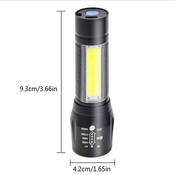 Đèn pin mini nhỏ