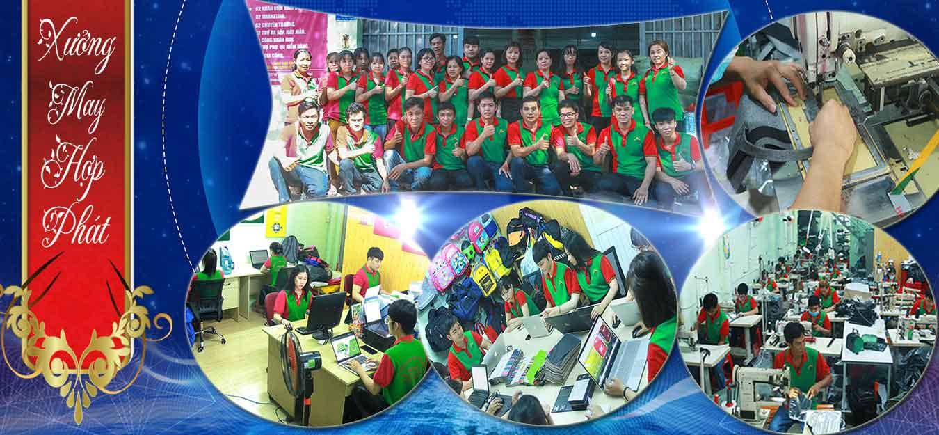 Xưởng May Hợp Phát và đội ngũ nhân viên