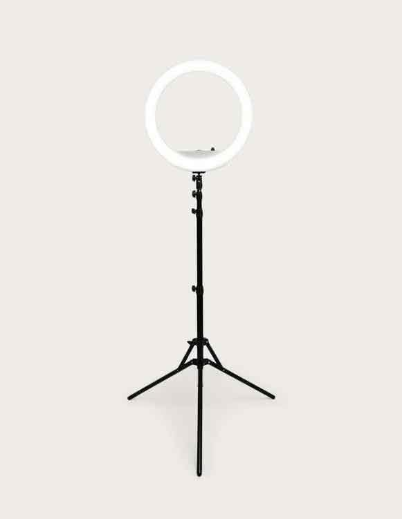 Đèn livestream 33cm