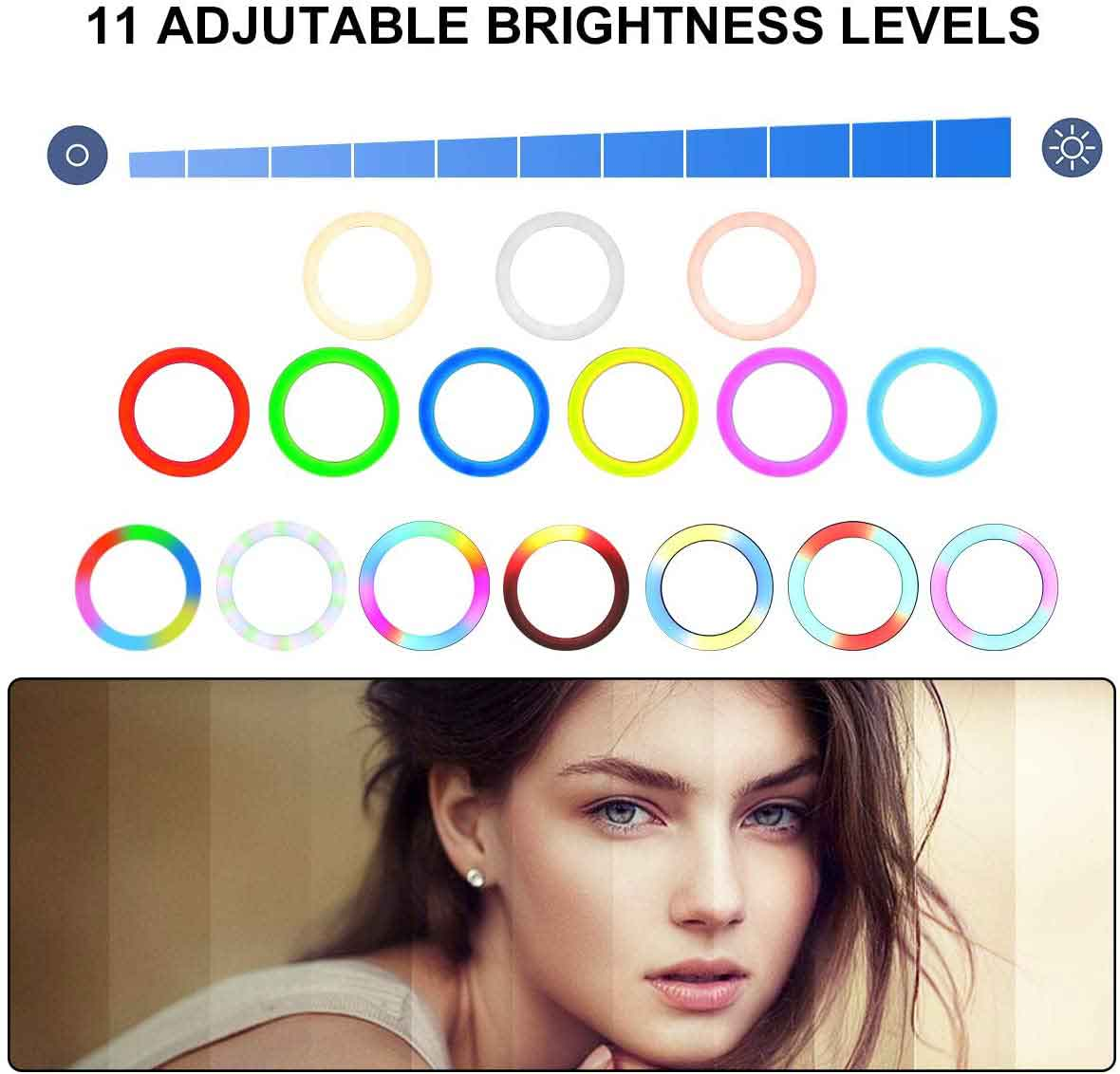 Đèn RGB LED MJ26