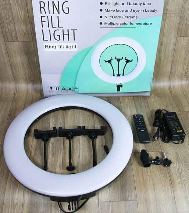 Ring Fill Light 45Cm