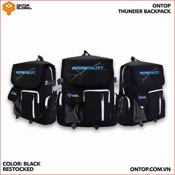 Thunder Backpack Ontop